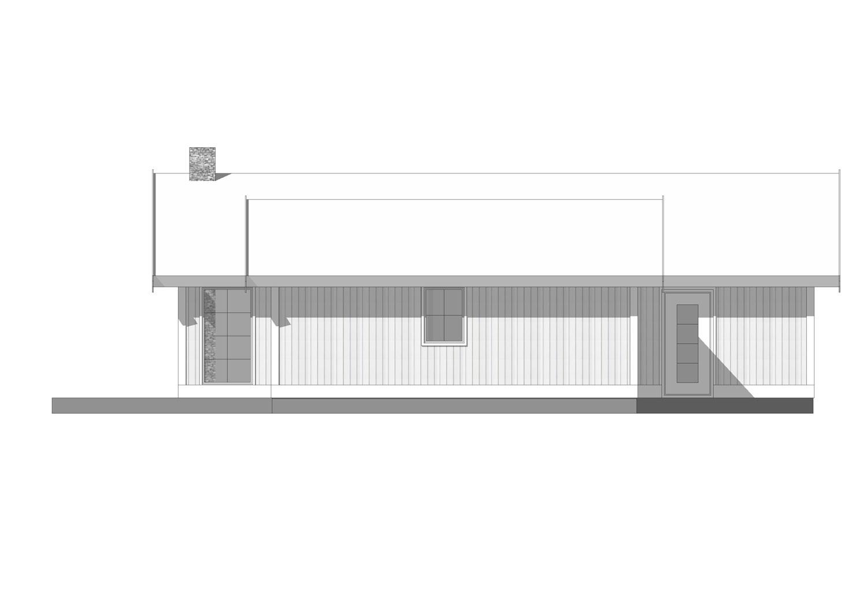Hyttemodellen Langeberg