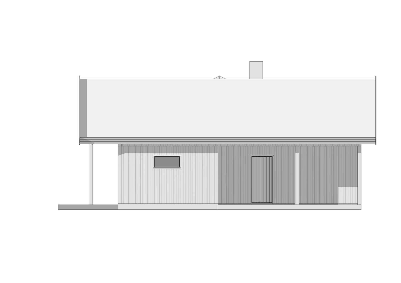 Hyttemodellen Uleberg